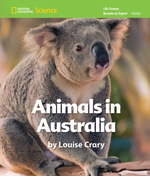 National Geographic Science K (Life Science: Animals): Become an Expert: Animals in Australia, 8-pack