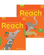 Reach B: Teacher's Edition Set (2 Volumes)