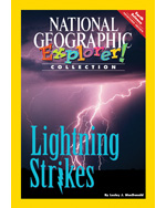 Explorer Books (Pathfinder Science: Earth Science): Lightning Strikes, 6-pack