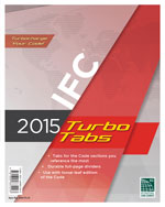 2015 International Fire Code® Turbo Tabs for Loose Leaf Edition