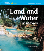 National Geographic Science 1-2 (Earth Science: Land and Water): Become an Expert: Land and Water in Mexico, 8-pack