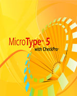 MicroType 5 with CheckPro Windows Network Site License CD-ROM for Century 21 Computer Applications and Keyboarding