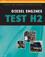 ASE Test Preparation - Transit Bus H2, Diesel Engines