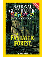 Explorer Books (Pathfinder Science: Habitats): The Fantastic Forest, 6-pack