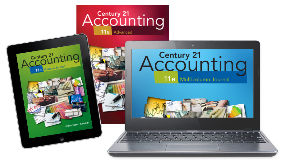 Century 21 Accounting Series – NGL School Catalog – Series