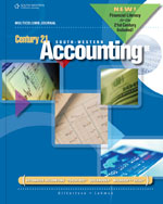 Century 21 Accounting: Multicolumn Journal, 2012 Update