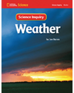 National Geographic Science 1-2 (Earth Science: Weather): Science Inquiry Book, 8-pack