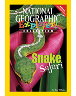 Explorer Books (Pathfinder Science: Animals): Snake Safari, 6-pack
