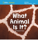 National Geographic Science K (Life Science: Animals): Explore on Your Own: What Animal Is It', 8-pack
