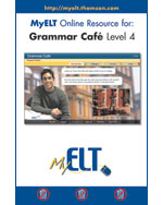 Grammar Cafe Level 4