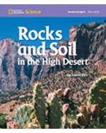 National Geographic Science 1-2 (Earth Science: Rocks and Soil): Become an Expert: Rocks and Soil in the High Desert, 8-pack