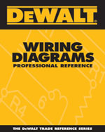 DEWALT® Wiring Diagrams Professional Reference