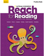 Reach for Reading 2: Practice Book Set (2 Volumes)