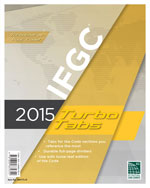 2015 International Fuel Gas Code® Turbo Tabs for Loose Leaf