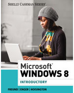 Microsoft® Windows 8: Introductory