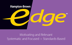 Hampton-Brown Edge: Reading, Writing, & Language  ©2009