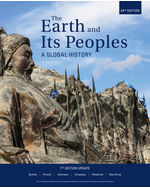 Earth and Its Peoples 7th Updated Edition, AP® Edition