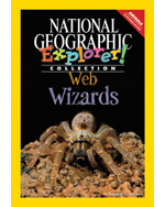Explorer Books (Pathfinder Science: Animals): Web Wizards, 6-pack