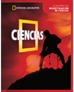 National Geographic Science 5: Science Inquiry and Writing Book, Spanish