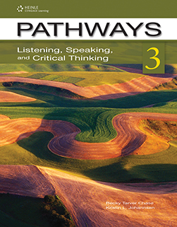 Pathways: Listening, Speaking, & Critical Thinking – NGL ELT Catalog