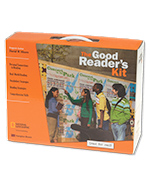 The Good Reader's Kit: Kit with Teaching Visuals on Transparencies