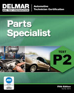 ASE Test Preparation - P2 Parts Specialist