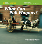 National Geographic Science K (Physical Science: How Things Move): Explore on Your Own: What Can Pull Wagons', 8-pack