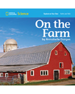 National Geographic Science 1-2 (Physical Science: Pushes and Pulls): Explore on Your Own: On the Farm, 8-pack