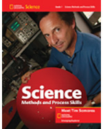 National Geographic Science 1: Science Methods and Process Skills Big Book
