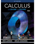 Calculus, AP® * Edition