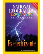 Explorer Books (Pathfinder Spanish Science: Earth Science): Es electrizante, 6-pack