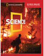 National Geographic Science 3: Science Inquiry and Writing Book