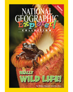 Explorer Books (Pathfinder Science: Habitats): Really Wild Life!, 6-pack