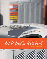 BTU Buddy Notebook