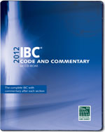 2012 international Building Code Commentary Combo (Vol. 1 & 2) CD‐ROM