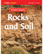 National Geographic Science 1-2 (Earth Science: Rocks and Soil): Science Inquiry Book, 8-pack