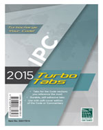2015 International Plumbing Code® Turbo Tabs for Paperbound Edition