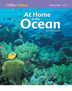 National Geographic Science 1-2 (Life Science: Habitats): Become an Expert: At Home in the Ocean, 8-pack