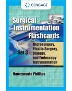 Surgical Instrumentation Flashcards Set 3: Microsurgery, Plastic Surgery, Urology and Endoscopy Instrumentation