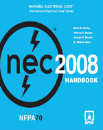 National Electrical Code® 2008 Handbook on CD-ROM