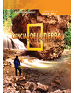 National Geographic Science 4 (Earth Science): Big Ideas Student Book, Spanish