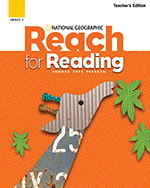 Reach for Reading 1: Teacher's Edition Set (8 Volumes)