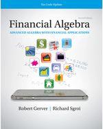 Financial Algebra: Advanced Algebra with Financial Applications Tax Code Update
