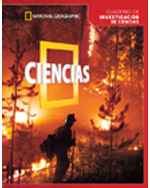 National Geographic Science 3: Science Inquiry and Writing Book, Spanish