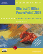 Microsoft Office PowerPoint 2003, Illustrated Introductory, CourseCard Edition