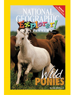 Explorer Books (Pathfinder Science: Animals): Wild Ponies, 6-pack