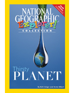 Explorer Books (Pathfinder Science: Earth Science): Thirsty Planet, 6-pack
