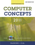 New Perspectives on Computer Concepts 2011: Comprehensive