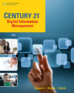 Century 21® Digital Information Management, Lessons 1-145