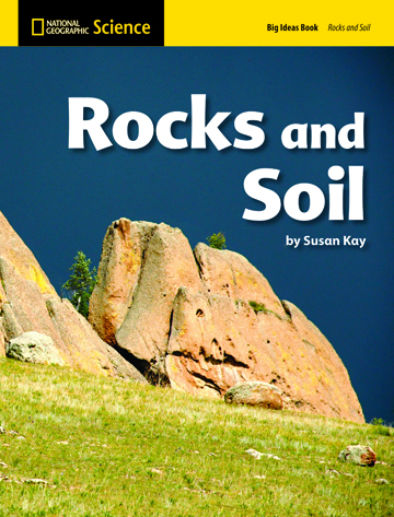 National Geographic Science 1-2 (Earth Science: Rocks and Soil): Big Ideas Student Book, 8-pack